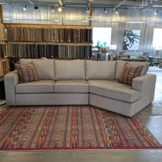 Milford Sectional w/ Cuddle Chaise